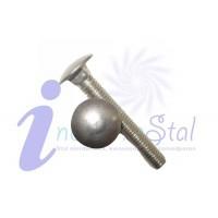 Din 603 A2 Śruby Nierdzewne Zamkowe ( Ławkowe, Podsadzane) ( Pełny lub Niepełny gwint)